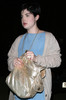kelly osbourne stumbling around after partying