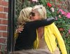 sharon stone and melanie griffith lunching at the ivy