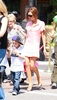 victoria beckham at the grove los angeles