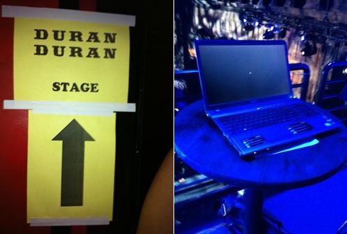 Duran Duran Unstaged