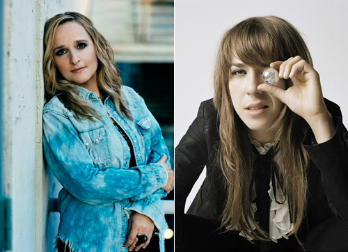 Melissa Etheridge and Serena Ryder