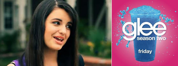 Rebecca Black - Friday on Glee