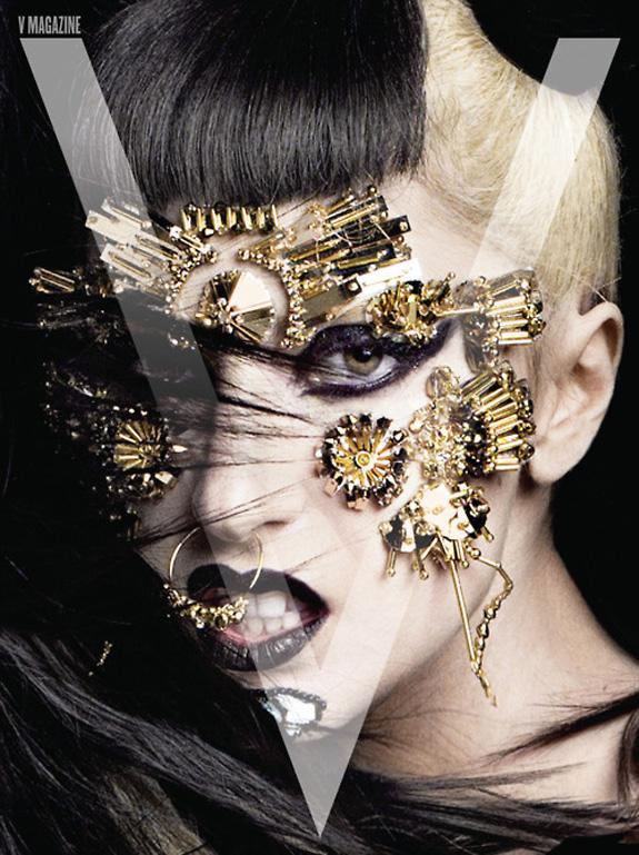 Lady Gaga - V Magazine