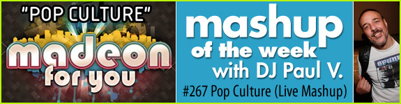 Mashup Of The Week: Pop Culture
