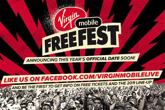 Virgin Mobile FreeFest 2011