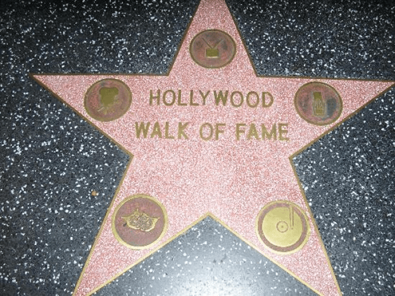 Hollywood Walk of Fame