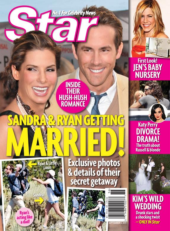 was sandra bullock married