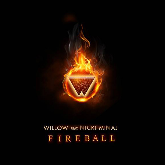 Willow Smith featuring Nicki Minaj - Fireball