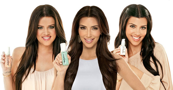 Khloé, Kim and Kourtney Kardashian