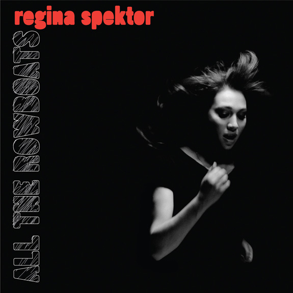 Regina Spektor - All The Rowboats