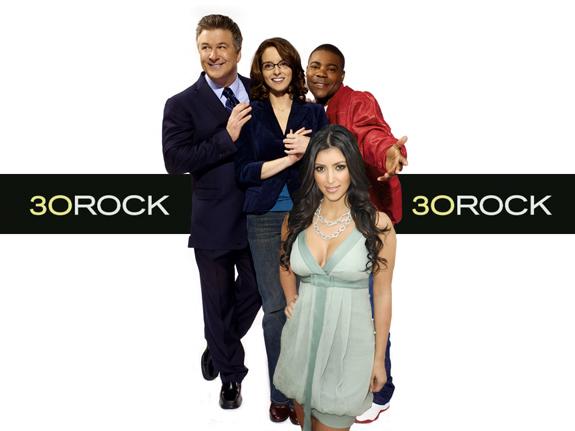 Kim Kardashian - 30 Rock