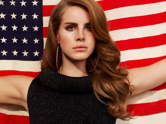 Lana Del Rey - God Bless America