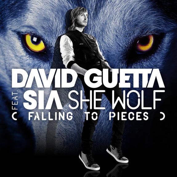 "David Guetta and Sia ""She Wolf"""