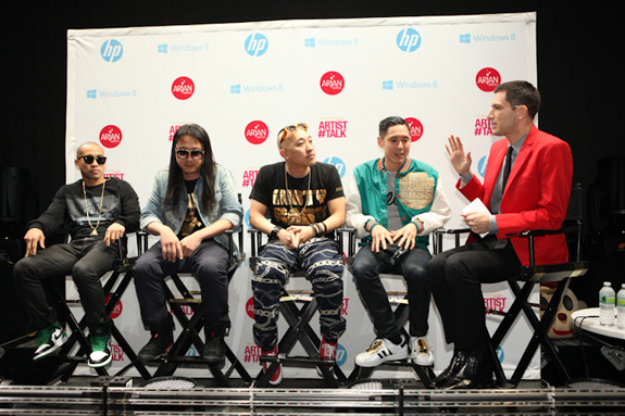 Far East Movement and Arjan Timmermans