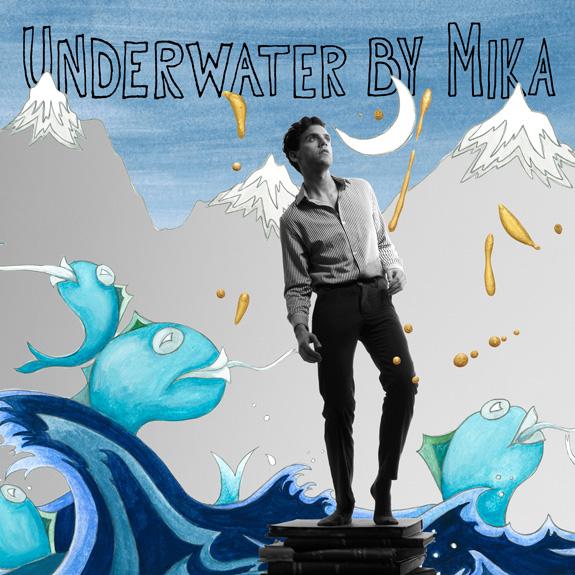 """Mika """"Underwater"""""""