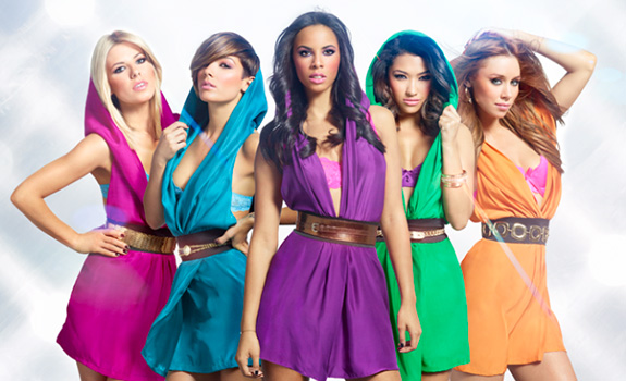"The Saturdays ""What About Us"""