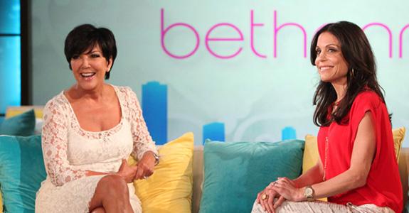Kris Jenner vs. Bethenny Frankel