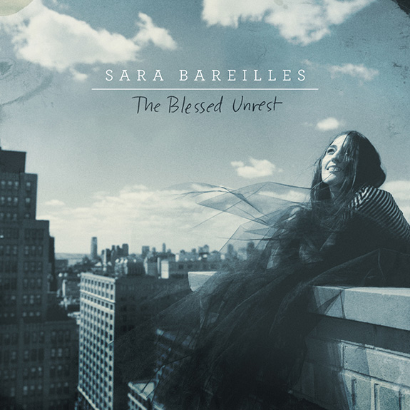 Sara Bareilles 'The Blessed Unrest'