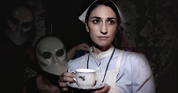 Sara Bareilles in 'Sleep No More'