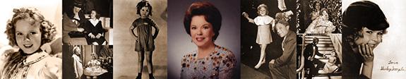 Shirley Temple Black