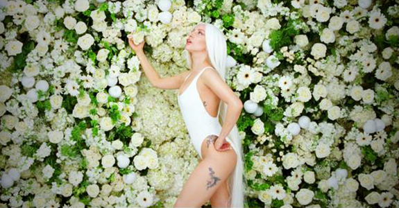 "Lady Gaga ""G.U.Y."" - An ARTPOP Film"