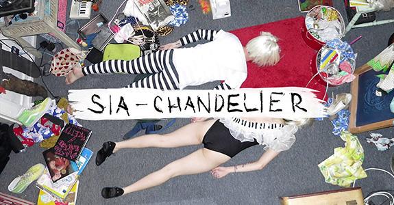 """Sia """"Chandelier"""""""