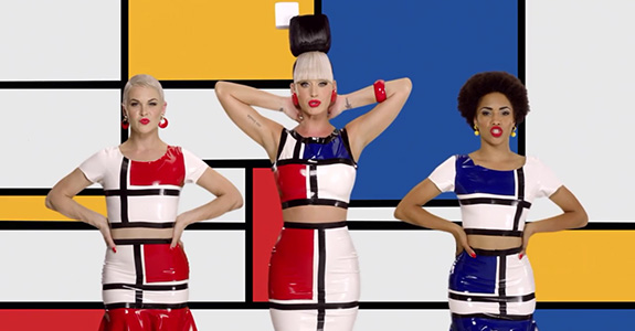"""Katy Perry """"This Is How We Do"""""""