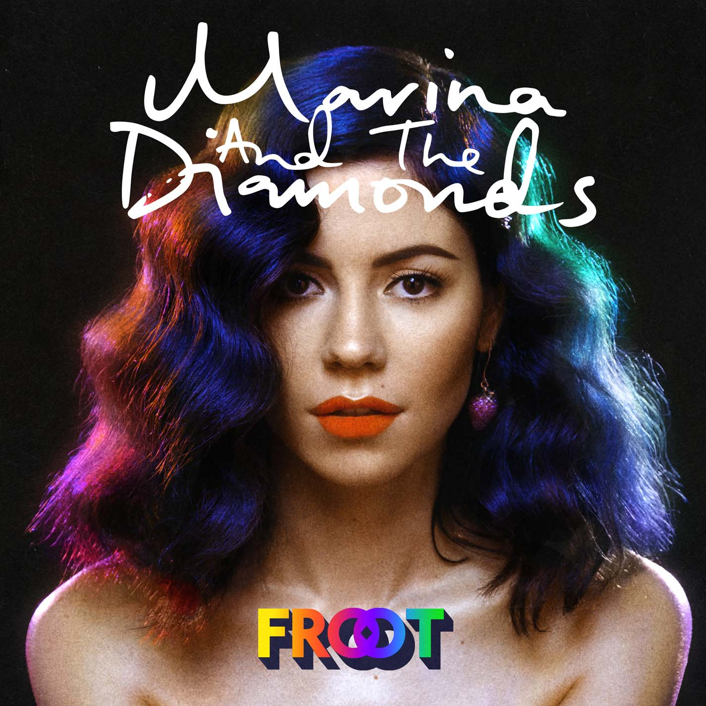 NOW SERVING FRESH FROOT: MARINA AND THE DIAMONDS