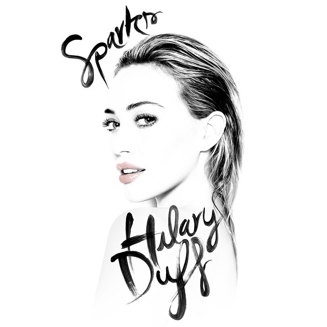LISTEN: Hilary Duff returns with 'Sparks'