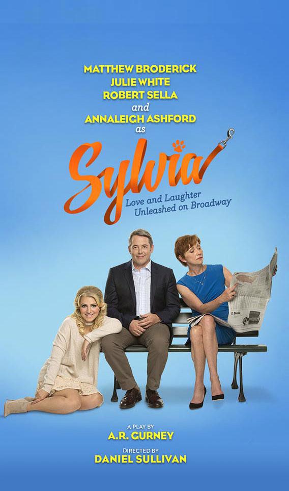 Annaleigh Ashford Returns to Broadway in 'Sylvia'