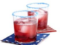 Pop Rocks Rimmed Cocktails