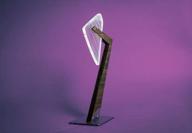 Aura Silhouette LEDLamp 02