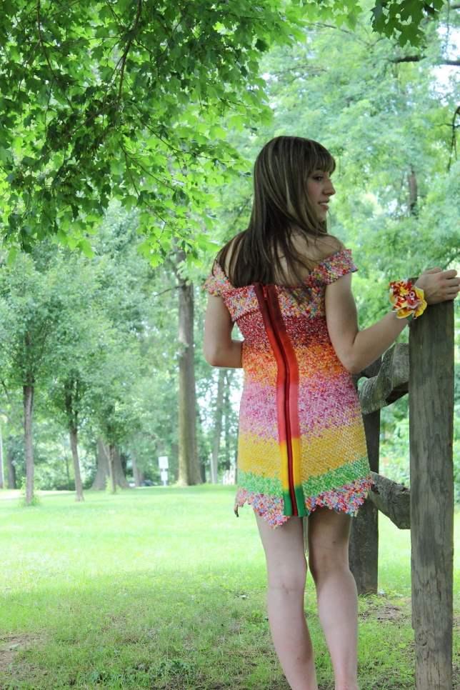Starburst Dress 04