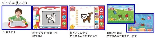 AppdeUgoku Oekakisensei 02
