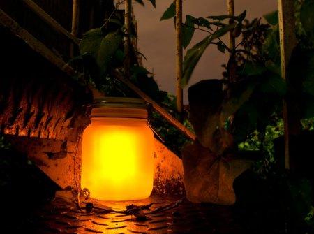 Sun Jar LEDlight 02