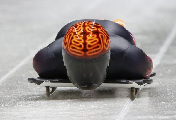Sochi brain helmet
