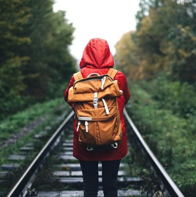 Rolltop Backpack 01