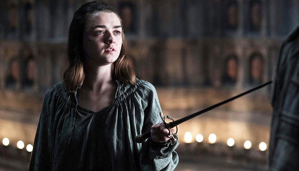 Un repaso por la lista mortal de Arya Stark