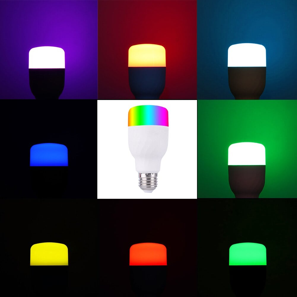 Wi-Fi Colorful Smart Light Bulb