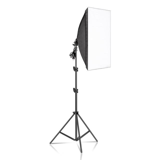 Photography Softbox with Adjustable Stand