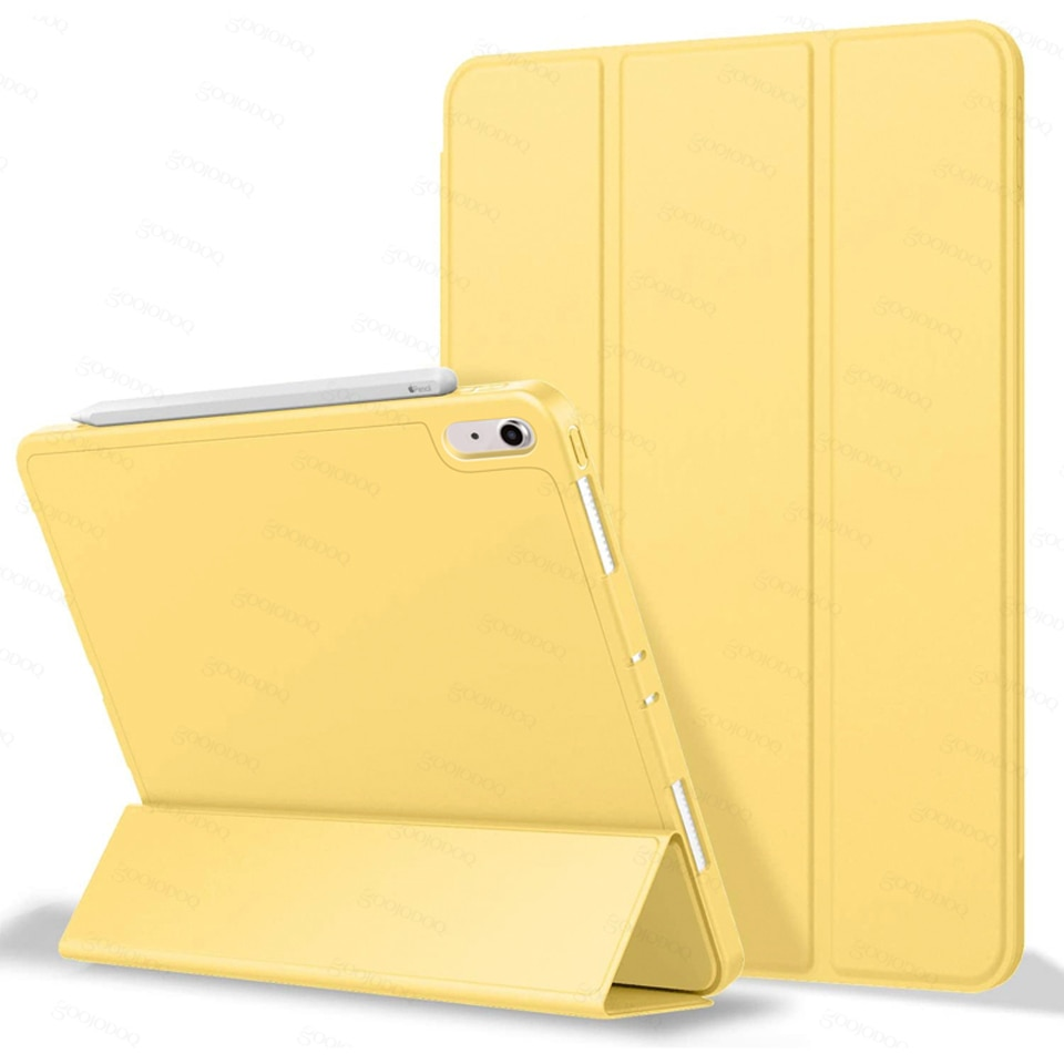 GOOJODOQ Case for iPad Pro 11 2020 Case for iPad Air 4 Case Air 2020 10.9 Pro 11 12.9 12 9 2018 Funda Coque Leather Smart Cover