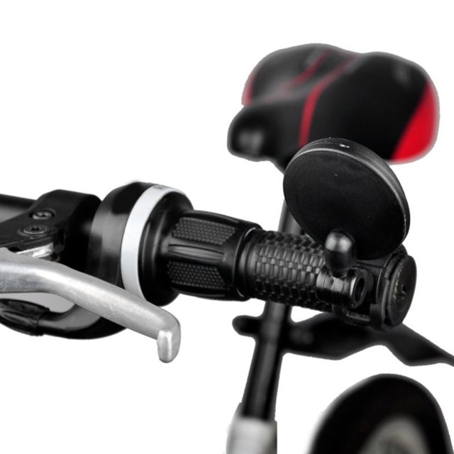 Universal Bicycle Mirror Bicycle Accessories Handlebar Rearview Mirror Rotate Wide-angle For MTB Road Bike Cycling Accessories