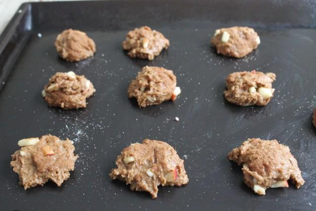 apple cookies   Popcorn & Chocolate