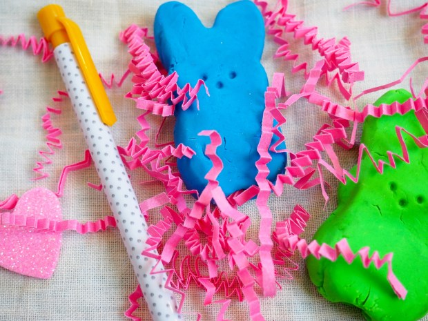 DIY Bunny Eraser for Easter (or anytime)! | Popcorn and Chocolate