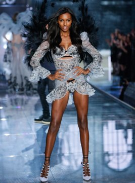 VS - 2015 - Portrait of an Angel - Jasmine Tookes