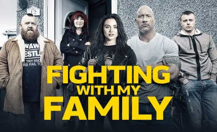 fighting with my family review