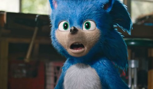 sonic the hedgehog movie 2019