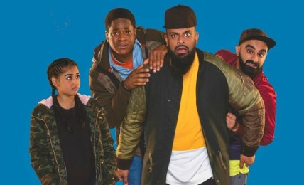 Man like Mobeen Netflix series