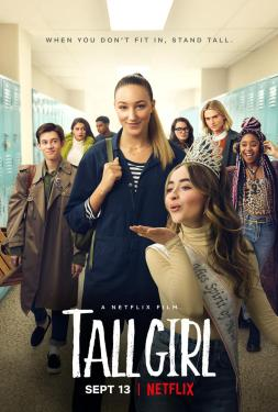 Tall Girl on Netflix is perfect for girls this back to school season
