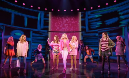 Mean Girls on Broadway is totally fetch